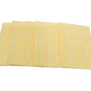 Esponja Vegetal Ferro De Solda (com 6 Un) Frete R$ 10,00