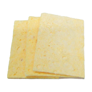Esponja Vegetal Ferro De Solda (com 3 Un) Frete R$ 10,00
