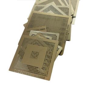 Kit Stencil Reballing Solda Bga 810 Pçs Games, Notes, Celular, Vga