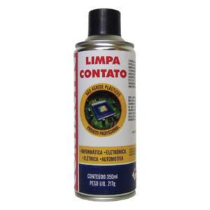 Limpa Contato Contactec Spray 217g / 350ml Implastec