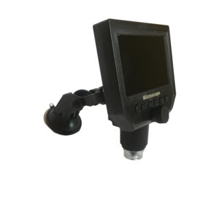 Microscopio Digital C/ Monitor Lcd 4.3 Full Hd 600x