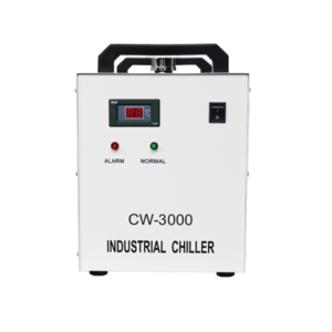 Chiller Cw-3000 Para Refrigerar Máquinas De Corte A Laser
