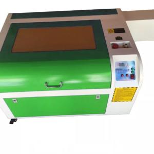 Máquina CNC Router Laser 6040 Corte E Gravação Co2 60w