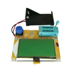 Testador Medidor Componentes De Eletrônica Esr Lcr-t4