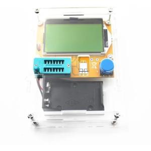 Testador Medidor Componentes De Eletrônica Esr Lcr-t4 + Case