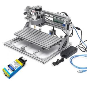 CNC Laser e Router 15w 200w 3018 Motores 3 Eixos Gravações